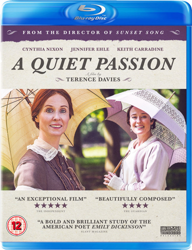 A Quiet Passion Blu-ray