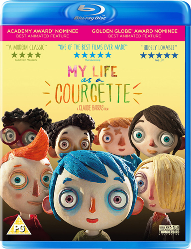 My Life as a Courgette Blu-ray